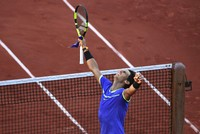 Stan Wawrinka remains the final barrier between Rafael Nadal and a record 10th French Open title after the Spaniard crushed Dominic Thiem 6-3, 6-4, 6-0 on Friday to continue his title...