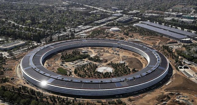 Apple Park, which opened in April, is considered one of the masterpieces of Steve Jobs.