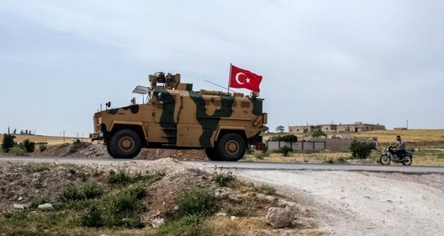 الدفاع التركية تعلن استشهاد جندي بانفجار عبوة ناسفة جنوبي البلاد