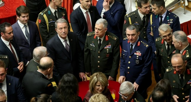 No interim formula for S-400s, Turkey has plan B for F-35s, officials say