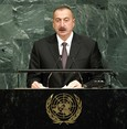 """Aliyev droht Armenien mit """"schwerer Strafe"""