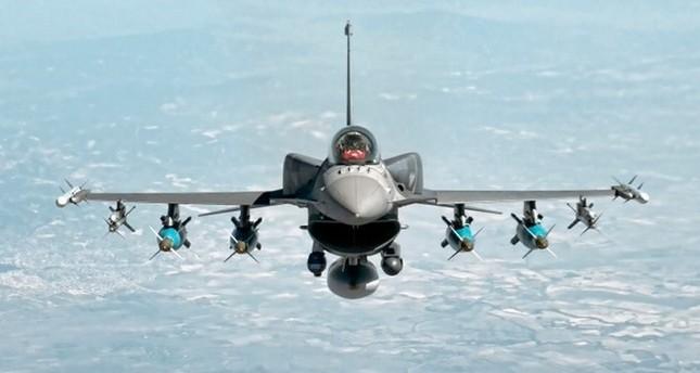 الدفاع التركية: تحييد 4 من إرهابيي بي كا كا في غارة شمالي العراق