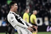 Ronaldo's Champions League hat-trick sends Juventus shares soaring