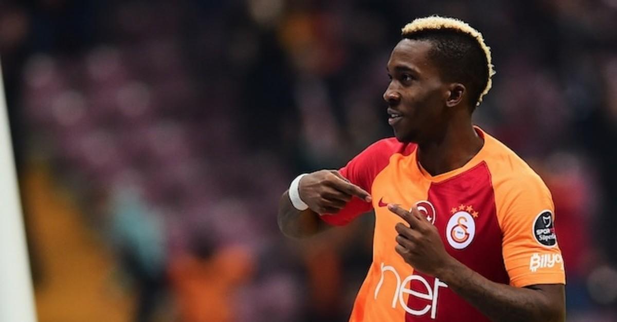 Galatasaray's Onyekuru