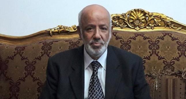 أحمد سليمان - وزير العدل المصري بحكومة محمد مرسي