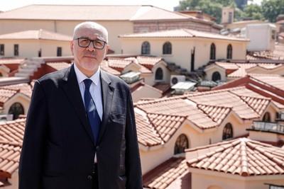 Grand Bazaar Board Chairman Fatih Kurtulmuş. (DHA Photo)