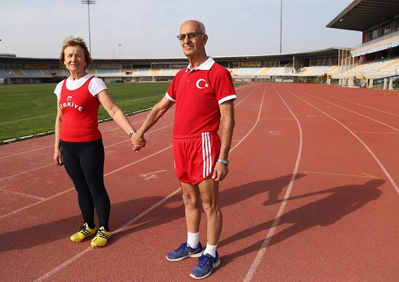 The veteran athletes say mutual support has pushed them to success.