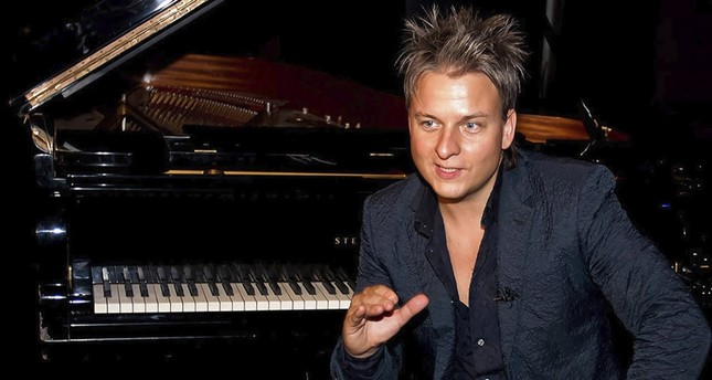 Hungarian pianist to dazzle listeners in Istanbul