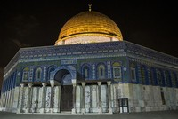 Israel deliberately keeping Dome of the Rock mosque in darkness, won't allow outage fixed