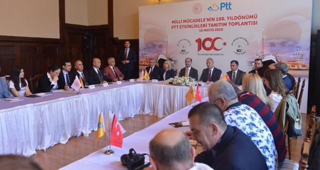 المدير العام لمؤسسة البريد التركية مترأسا اجتماعاً حول التجارة الإلكترونية في إفريقيا (DHA)