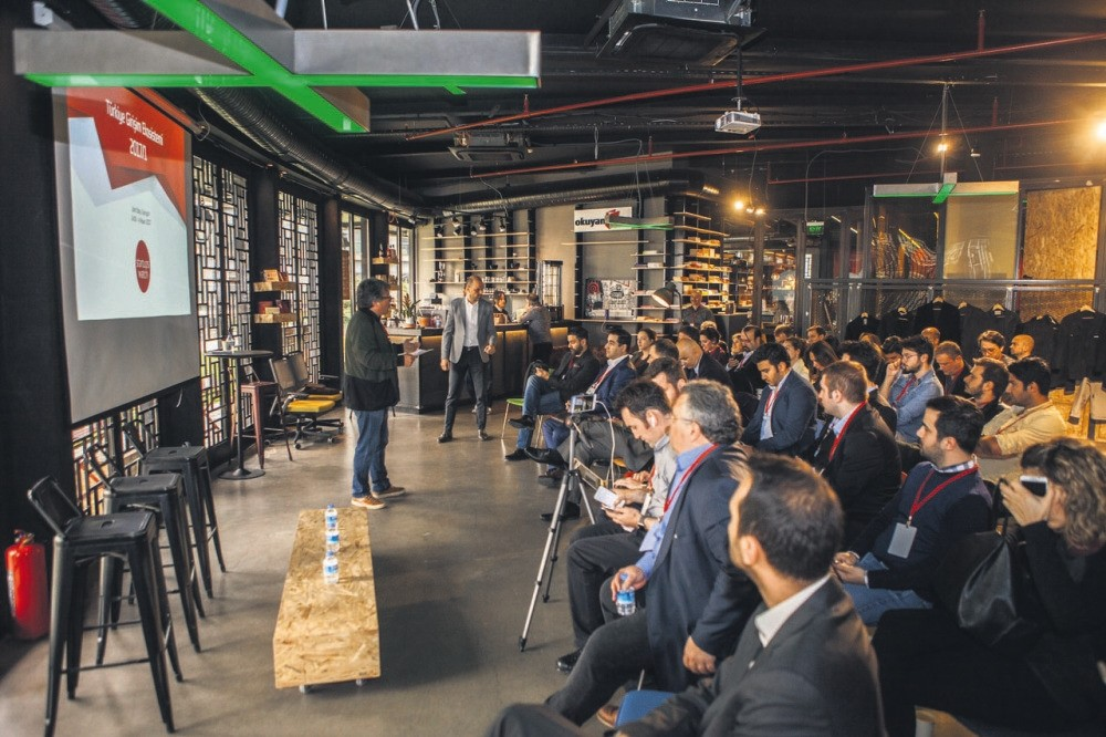 The first quarter review of Startups. Watch Turkey Venture Ecosystem presented on April 4 at Jonint Idea in Kanyon Shopping Mall.