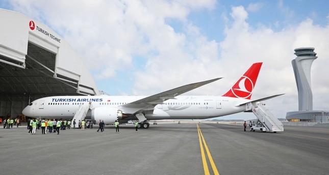 40 مليون مسافر يعبرون من مطار إسطنبول الجديد منذ افتتاحه