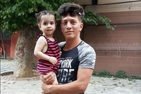 Algerian youngster saves Syrian toddler falling from 2nd-floor window in Istanbul's Fatih