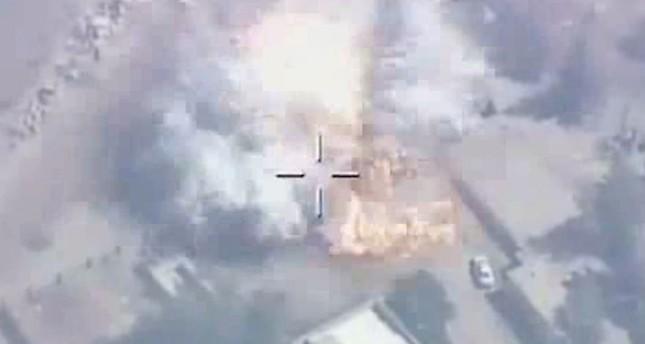درع الفرات.. تدمير 30 هدفاً لداعش وتحرير المزيد من المناطق شمالي سوريا