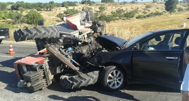 58 road deaths and counting over holiday