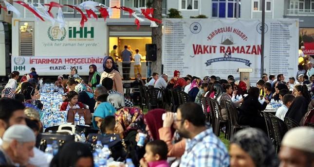 هيئة الإغاثة التركية تسعى لإيصال المساعدات إلى مليوني شخص في رمضان
