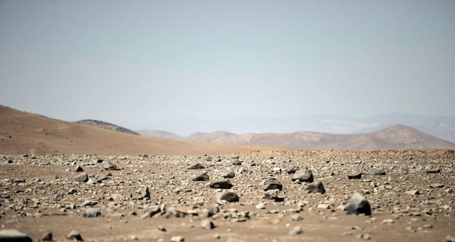 Yungay Atacama's desert zone is one of the most arids on the planet, and also one of the most similiar areas to Mars.