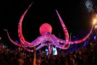 Seeing new market, electronic party expands to India