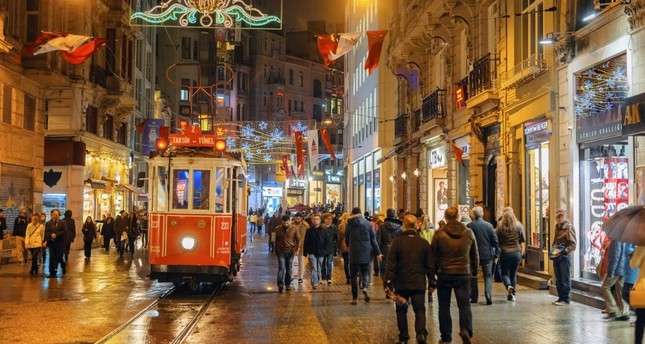 Istanbul's Beyoğlu district will host a Christmas market, a comedy night and an expat gathering in the last days of 2018.