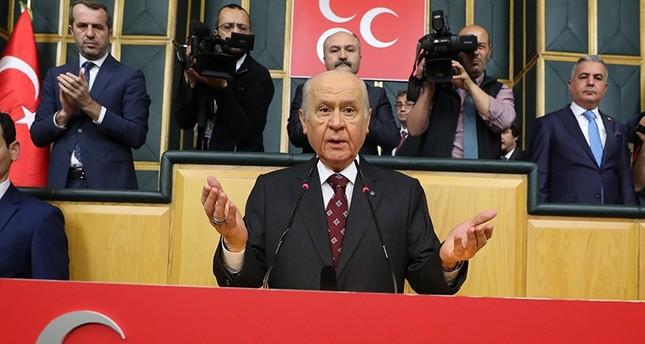 زعيم الحركة القومية: تحالف الشعب وُلد من رحم الهوية الوطنية التركية