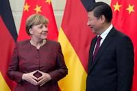 Merkel in China: Gespräche zu Handelsstreit