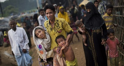pAs Ankara mulls over the next steps to take in addressing the plight of hundreds of thousands of Rohingya Muslims fleeing persecution in Myanmar for Bangladesh, there are new plans to send a...
