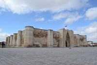 Anatolia's biggest caravanserai to be restored