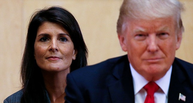US expected to announce exit from UN rights body