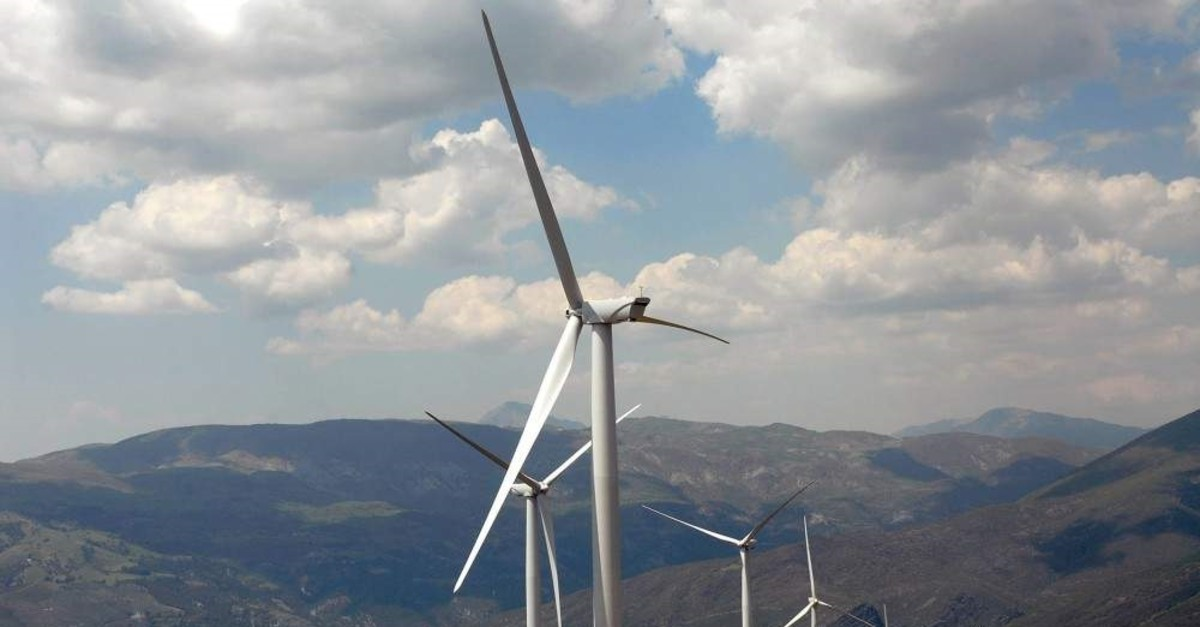 Turkey produces 8% of its electricity from wind power.