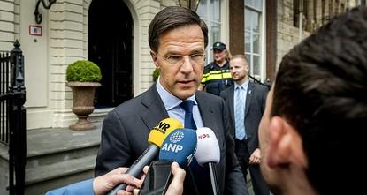 Dutch PM praises Turkey's commitment to refugee deal
