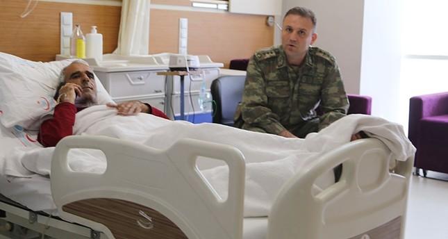 السلطات التركية تسمح لقائد المقاتلة السورية بالاتصال مع عائلته