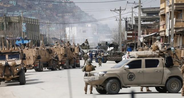 مقتل 11 شخص في هجوم انتحاري استهدف معبدا للسيخ بكابل وداعش يتبنى الهجوم