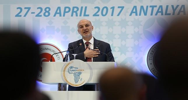 تركيا توقع اتفاقية نوايا حسنة مع الاتحاد الإفريقي