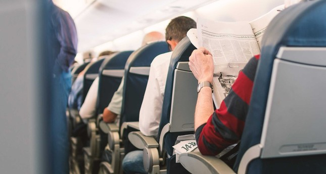 Back pain caused by sitting still for a long time is one of the most frequently reported inconveniences of air travel.