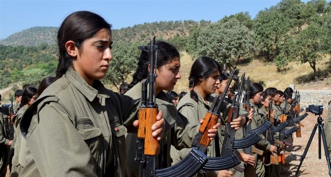 The report published on Friday indicates that 70 percent of PKK recruits have come from Syria.