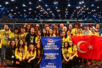 Turkish high schoolers win robotics championship in US