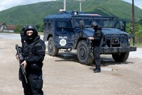 Serbia puts troops on full alert after arrests in Serb-dominated northern Kosovo