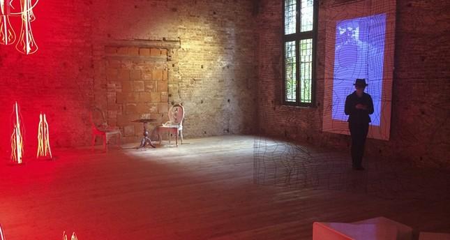 Turkish artist shines at Venice Architecture Biennial