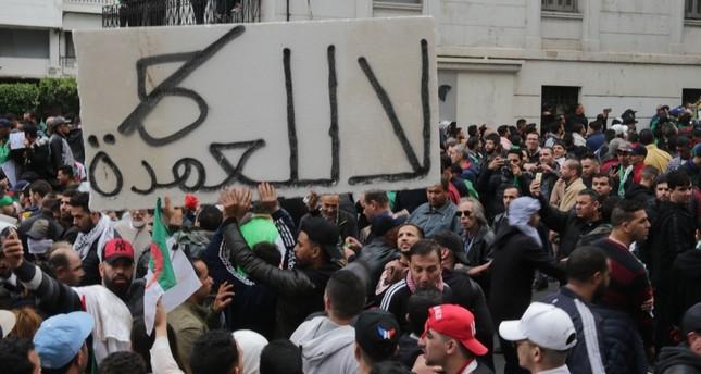 الجزائر تستيقظ على إضراب جزئي احتجاجاً على ترشيح بوتفليقة