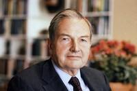 Billionaire businessman David Rockefeller dies at age 101