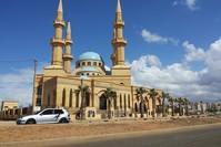 مسجد في طرابلس (من الإنترنت)