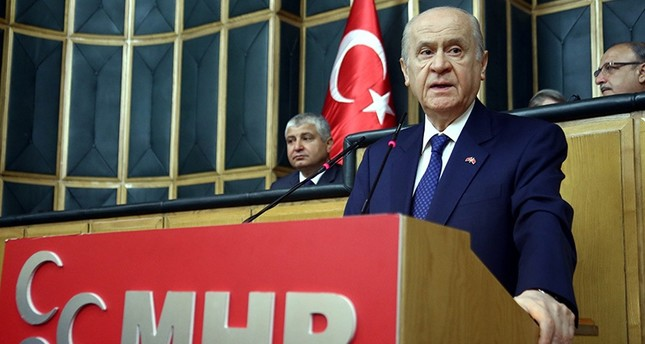 Turkey's opposition MHP leader Bahçeli criticizes EU's stance on terror