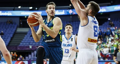 pSlovenia and Lithuania grabbed the top spots in their respective groups (A and B) at the FIBA EuroBasket 2017 with victories Wednesday while Greece and Ukraine became the final two teams to book...