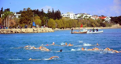 Despite plunging temperatures and snowy weather still effective across Turkey, daring locals and expats are gearing up for the upcoming International Outdoor Winter Swimming Marathon scheduled to...