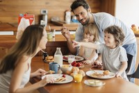 Moms know best: Skipping breakfast is bad for the heart