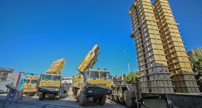 Iran unveils domestically-made Bavar-373 missile defense system