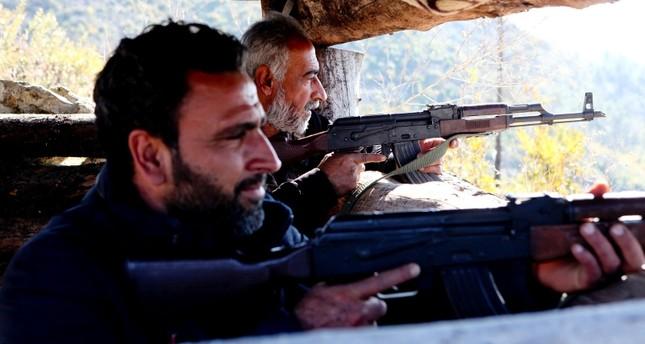 النظام السوري يطلق عملية للسيطرة على جبل التركمان بالكامل