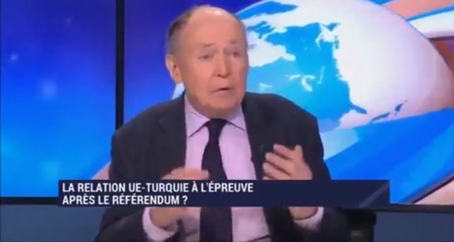French academic's call to assassinate Erdoğan exposes dire threat of far-right