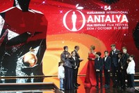 The International Antalya Film Festival, held for the 54th time this year under the sponsorship of Turkuvaz Media Group, was launched with a walk on the red carpet and opening gala after a cortege...