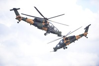 Turkey developing new homegrown attack helicopter